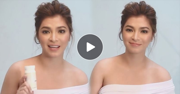 WATCH: Angel Locsin Shares One Of Her Beauty Secret