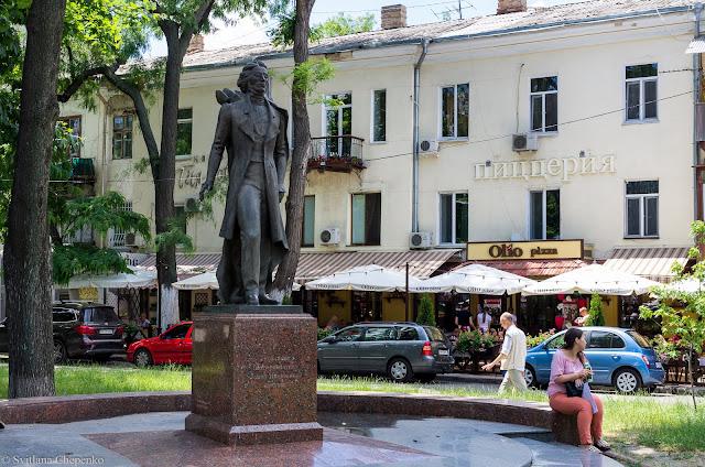 Пам'ятник Адамові Міцкевичу