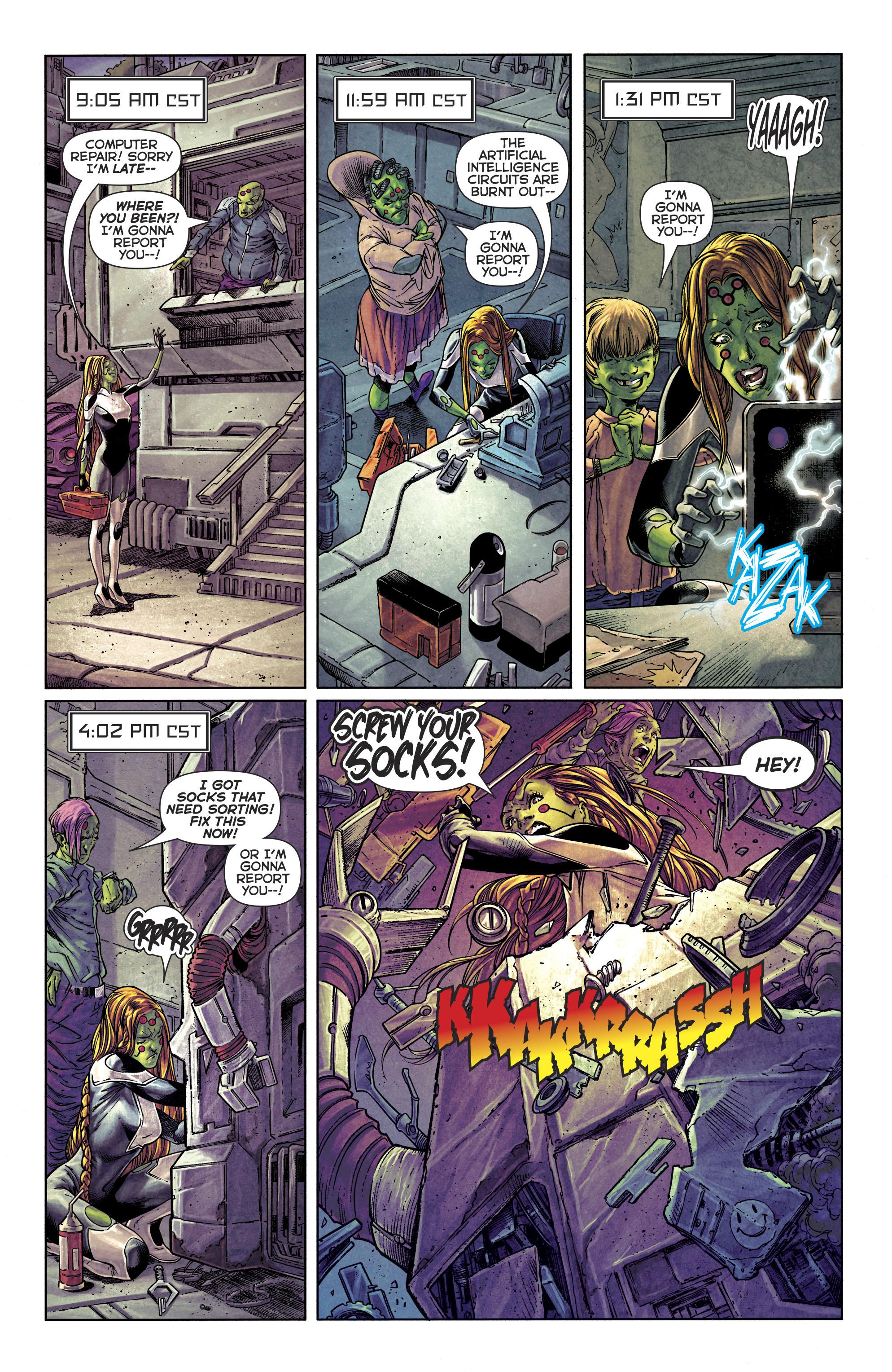 Read online Green Lanterns comic -  Issue #25 - 19