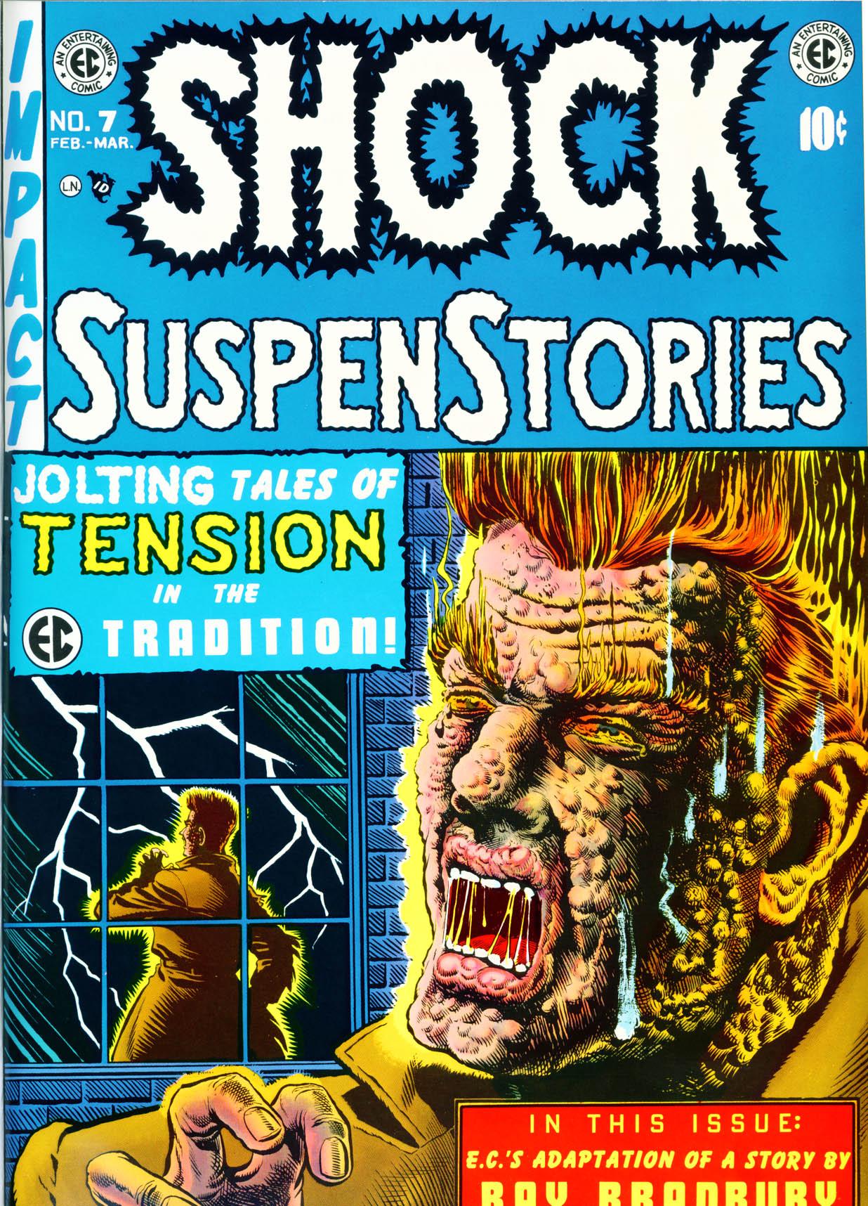 Shock SuspenStories 7 Page 1