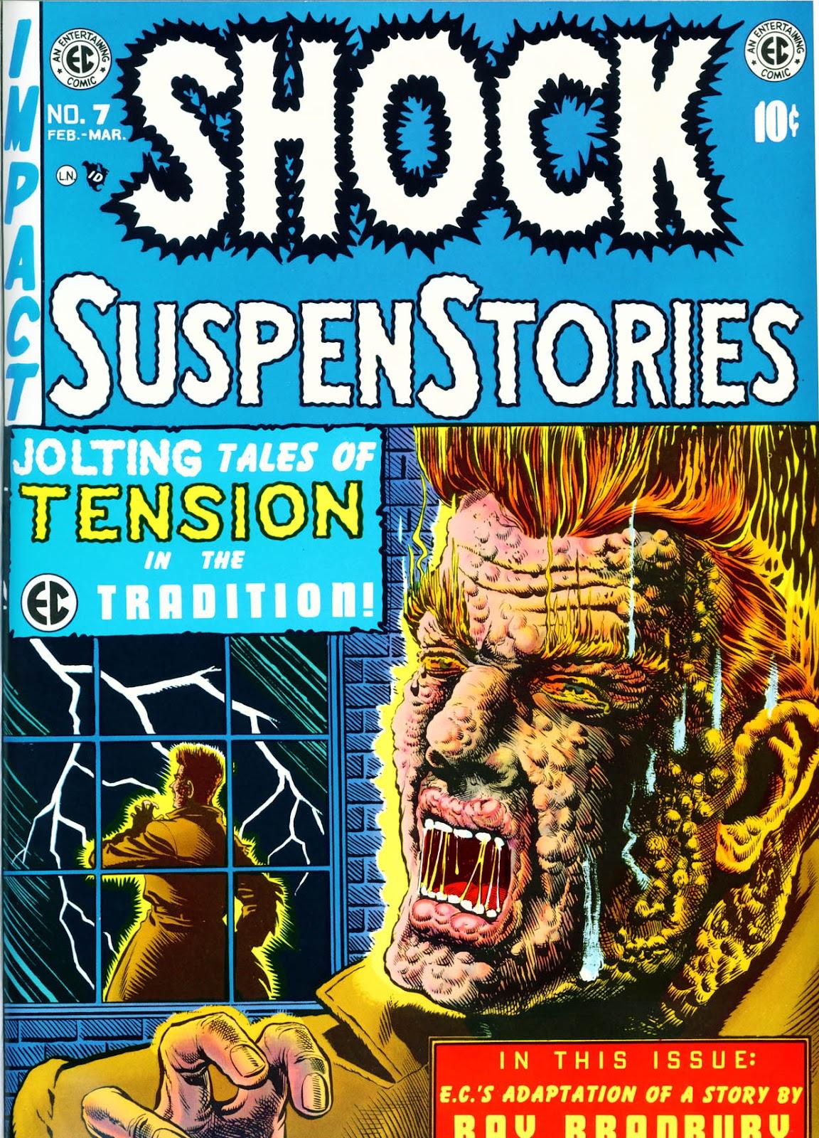 Shock SuspenStories issue 7 - Page 1
