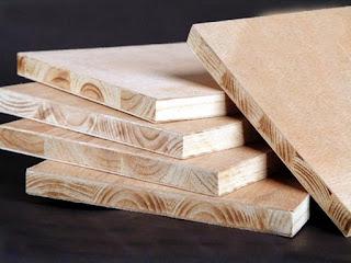 bahan blockboard
