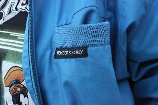 Vintage Member's Only Jacket