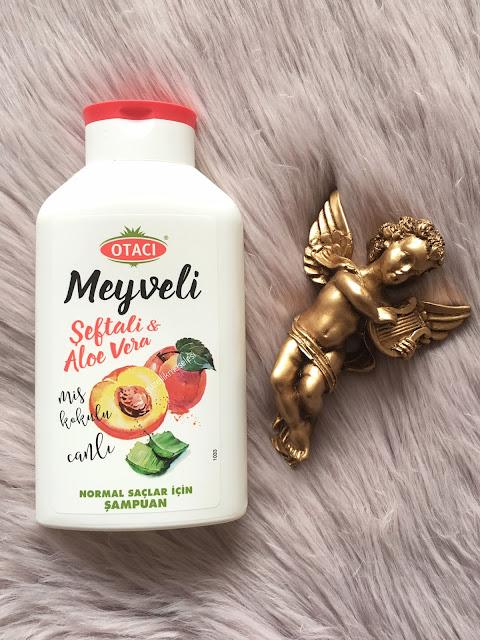 Otacı Şeftali ve Aloeveralı Şampuan