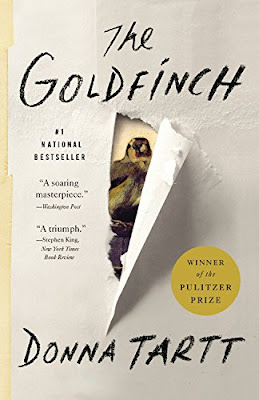 The Goldfinch, Included in Reading Roundup
