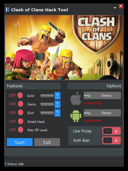 Скачать Clash of Clans (+взломанная версия) на Андроид