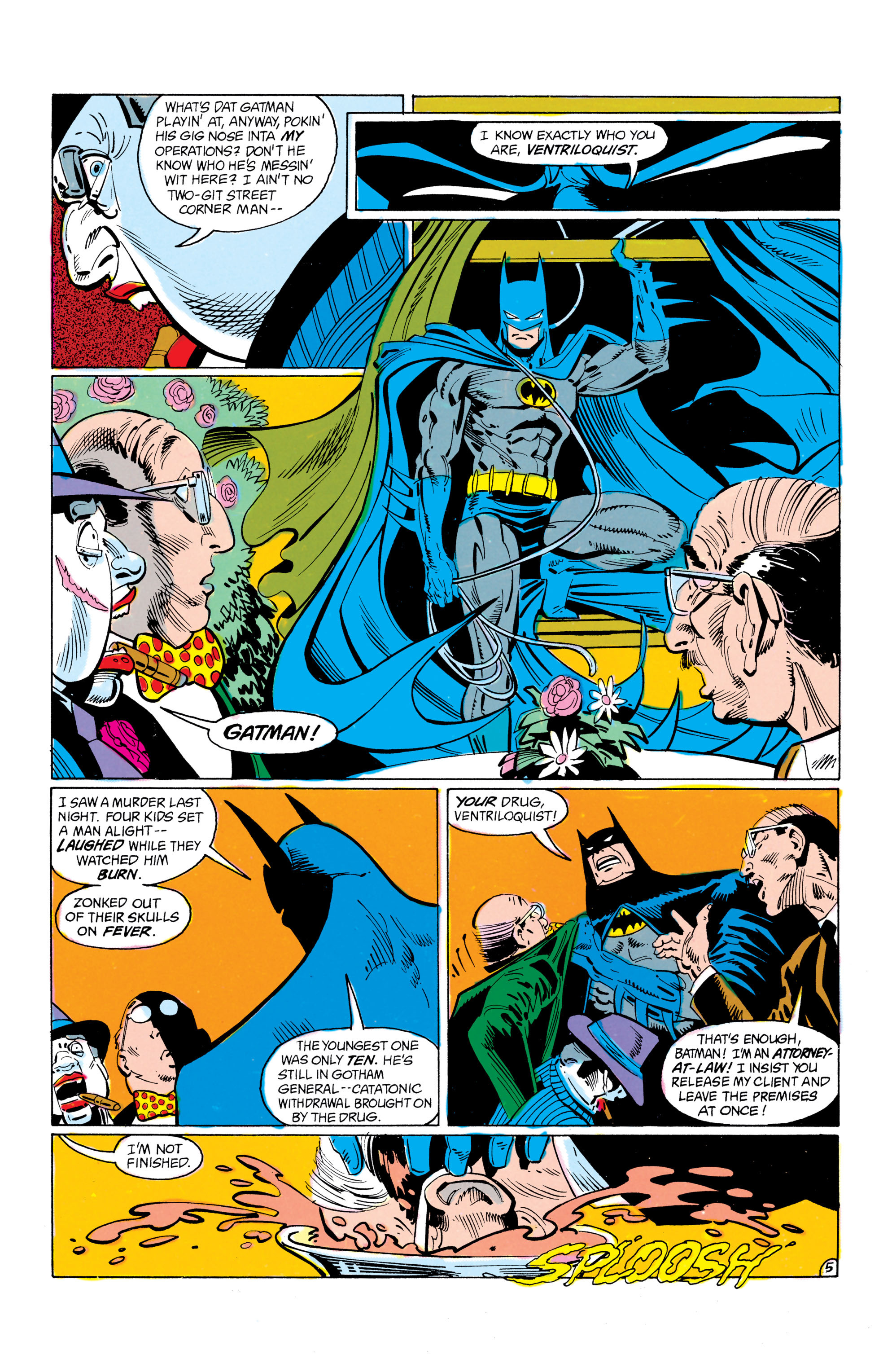 Detective Comics (1937) 584 Page 5