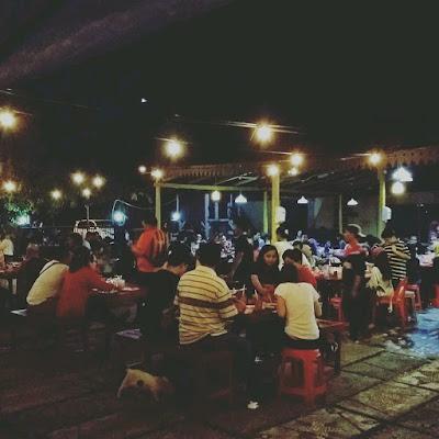 Tempat Makan Best di Miri Sarawak Restoran 883 BBQ Steamboat