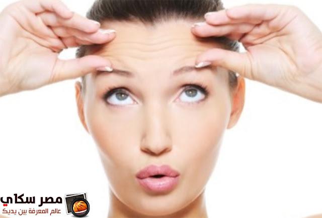 أسباب ظهور التجاعيد وطرق العلاج والوقاية Wrinkles