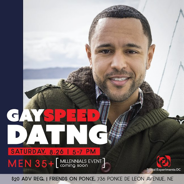 Gay Speed Dating Men 35+ (Atlanta)