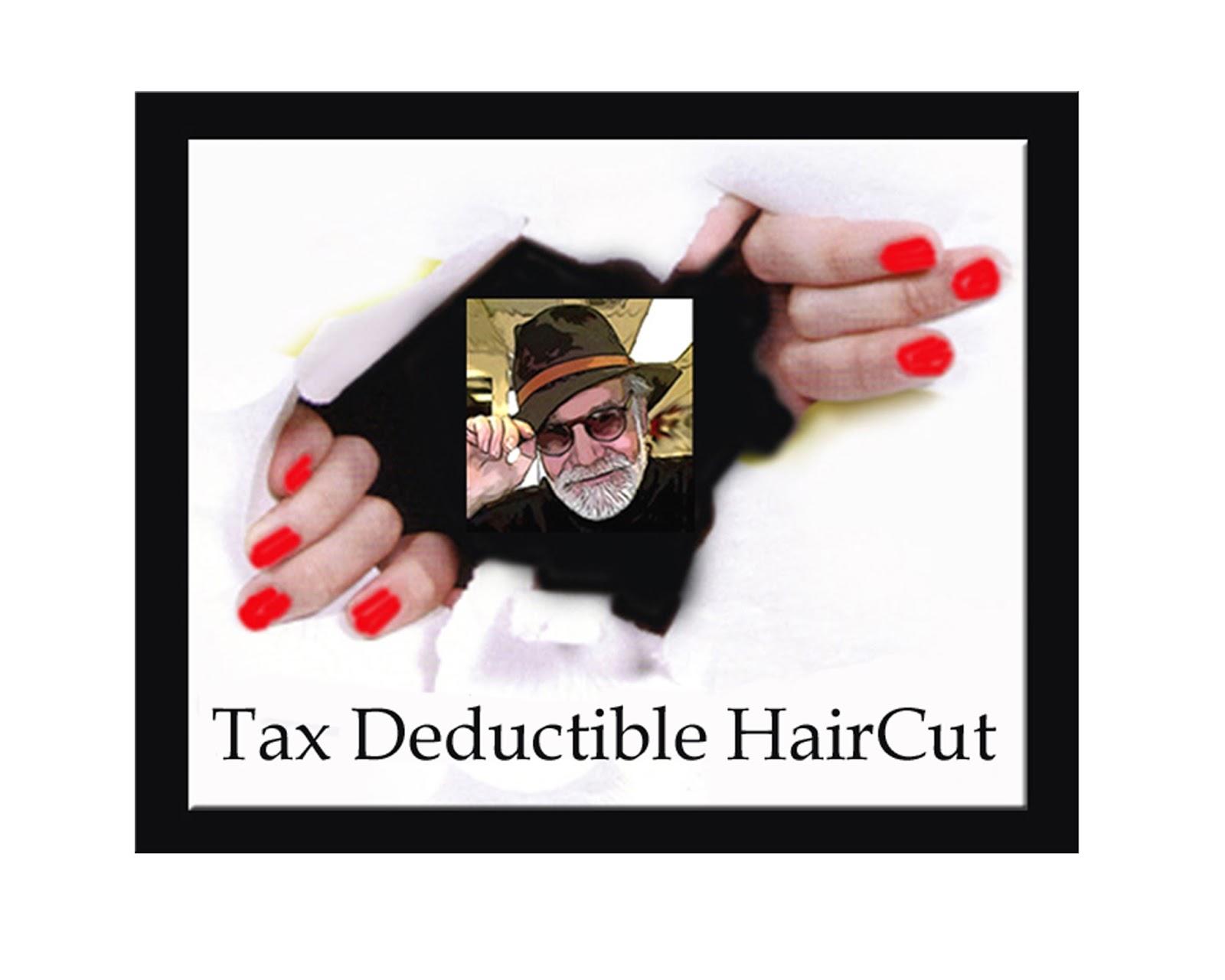 George Caroll Hollywood Hair Stylist Tax Deductable Haircut