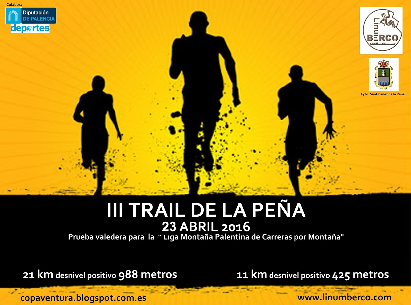 III TRAIL DE LA PEÑA