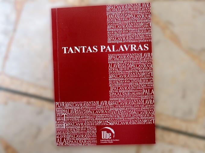 """""""Tantas Palavras"""": um livro com 32 autores"""