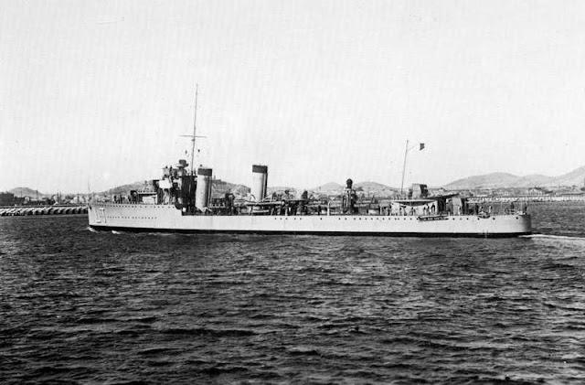 Submarino C-4 (1929).