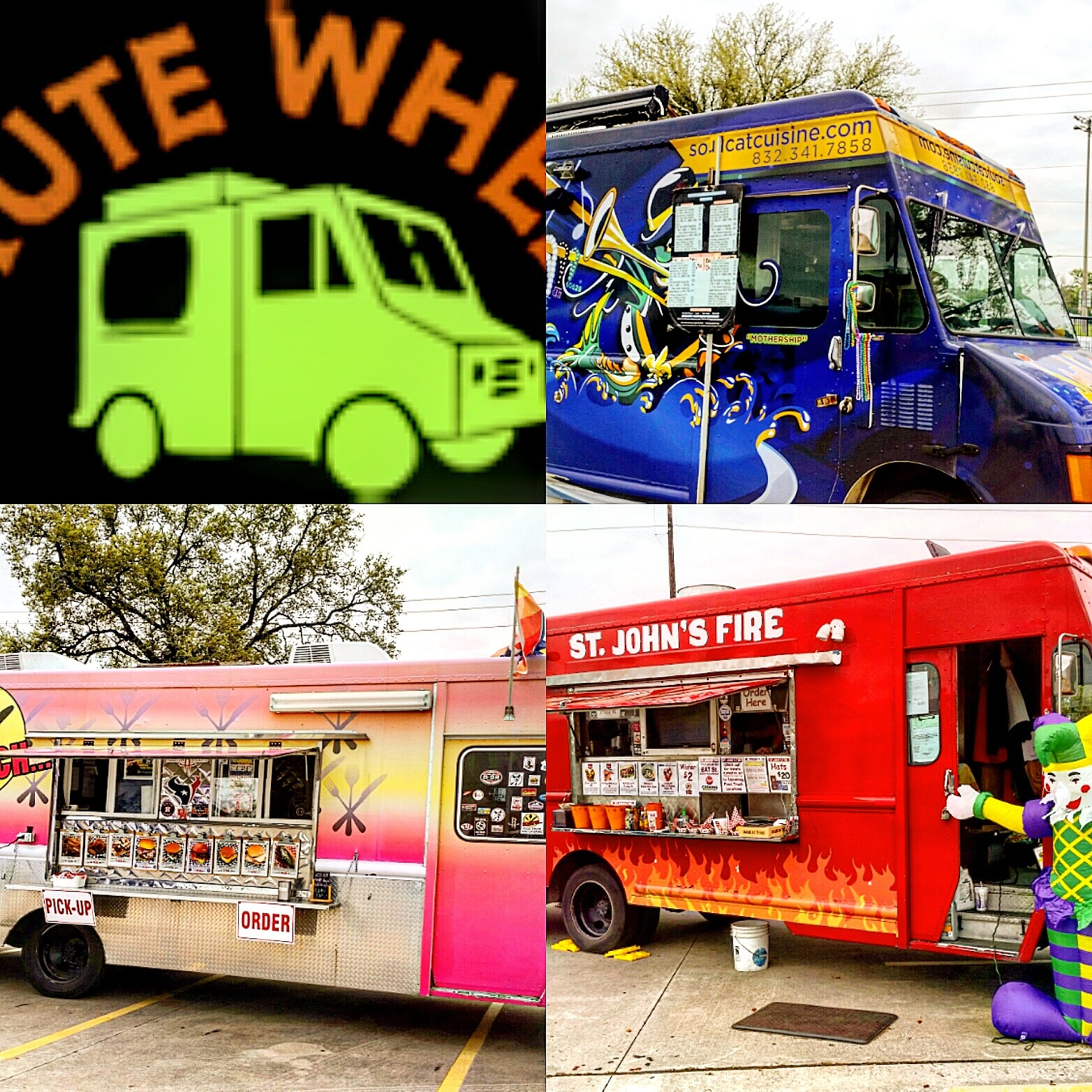 As expected many of the usual suspects fave food trucks of mine were present and accounted for