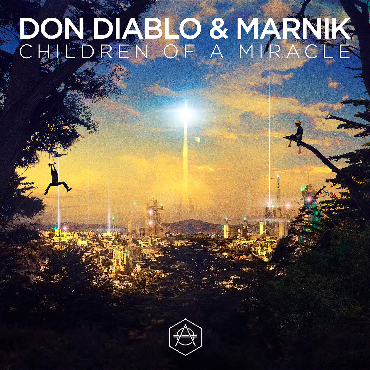 Don Diablo & Marnik - Children of a Miracle - Single Cover