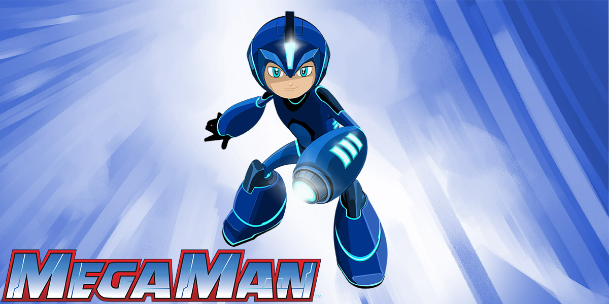 Rockman Corner New Mega Man Cartoon To Air On Disney XD Stars An
