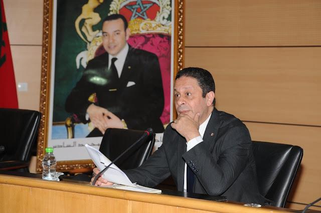 السيد يوسف بلقاسمي يوضح مستقبل وضعية الأساتذة المتعاقدين و مباريات التوظيف المقبلة