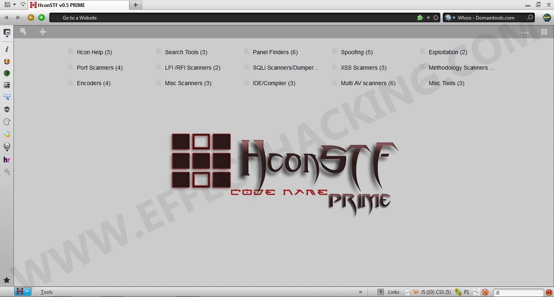 Hcon Security Testing Framework Snapshot