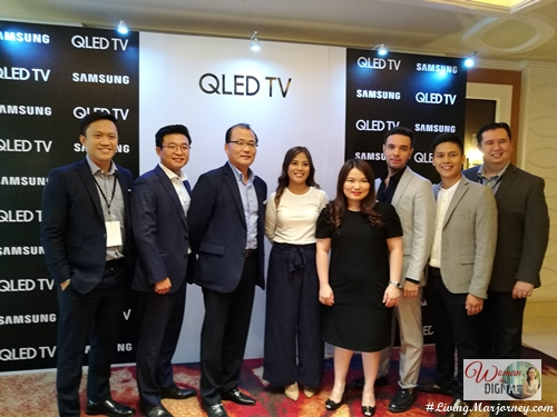 Samsung QLED TV launch