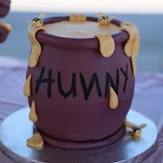 Sweet as Hunny Birthday Cake