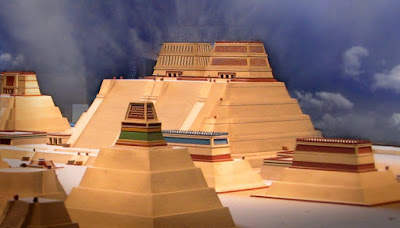Templo Mayo o Teocalli