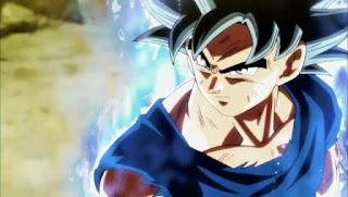 Goku Ultra Instinct Omen