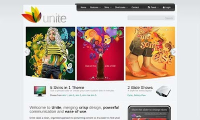 Unite-Business Magazine Theme