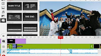 Videomontaggio online per modificare video con remix ed effetti speciali