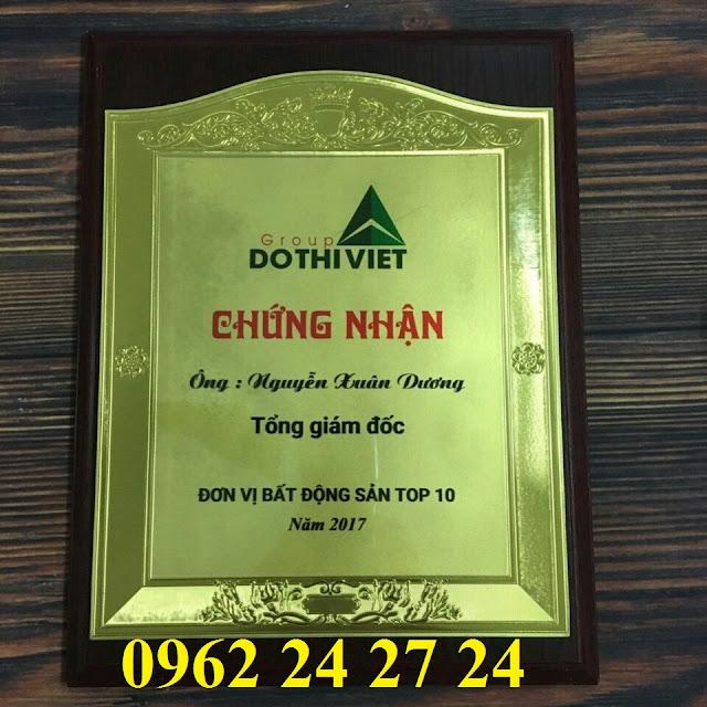 cơ sở bán biểu trưng gỗ đồng, địa chỉ sản xuất bằng khen nhân viên, bằng chứng nhận cao cấp - 260092