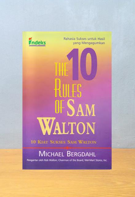 10 KIAT SUKSES SAM WALTON