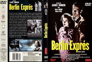 Carátula: Berlin Express 1948