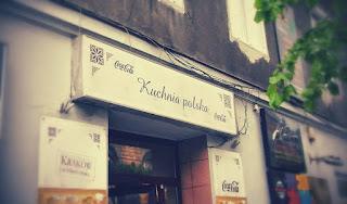 Szyld Kuchni Polskiej