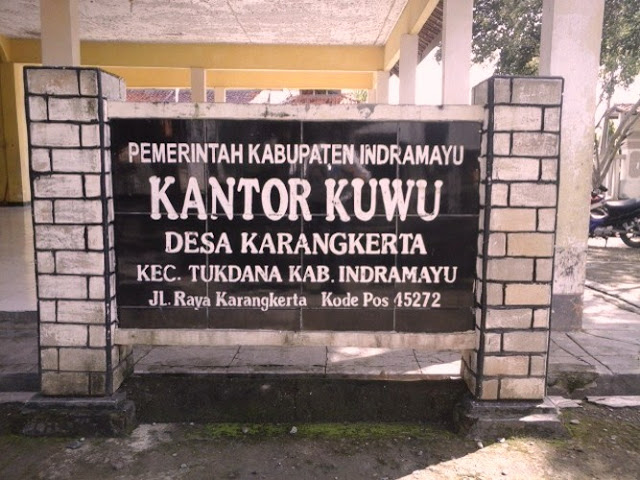 Sejarah Desa Karangkerta Kec Tukdana Kab Indramayu