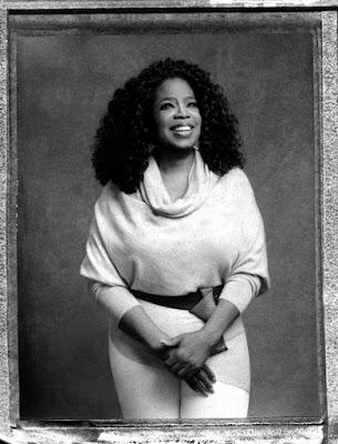 Green pear Diaries, fotografía, retrato, Eric Ryan Anderson, Oprah Winfrey