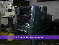 mesin percetakan Heidelberg GTO 52