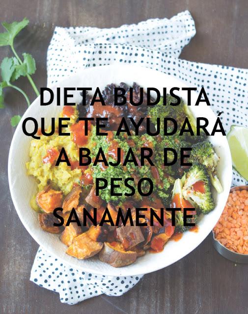 ¿Dieta budista? Te ayudara a bajar unos cuantos kilos