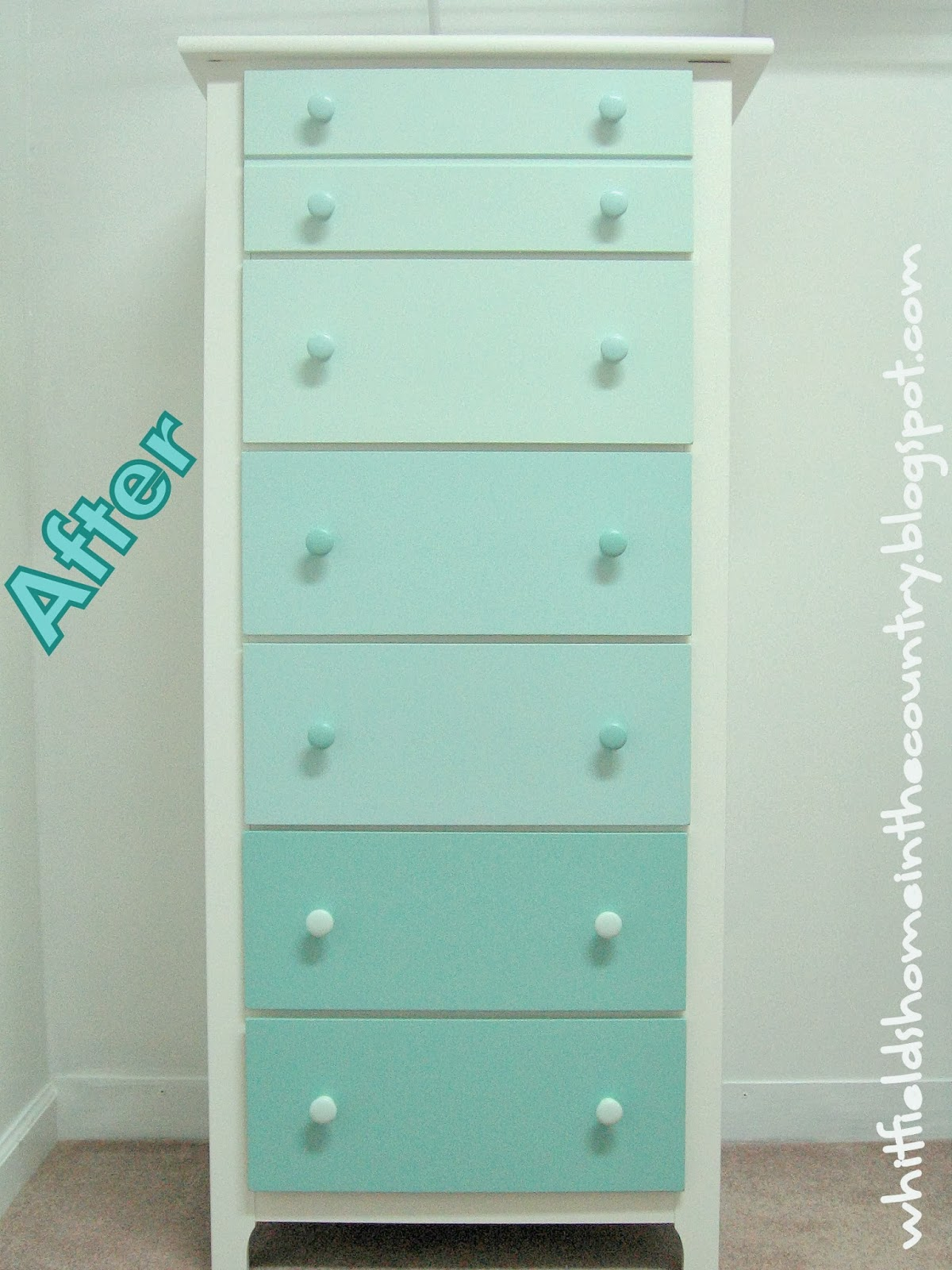Whitfield S Home In The Country Lingerie Chest Makeover