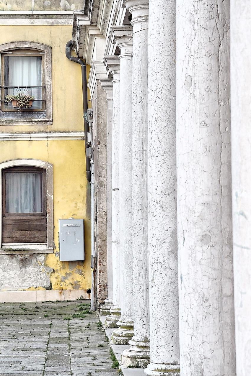 Venedig_Säulen