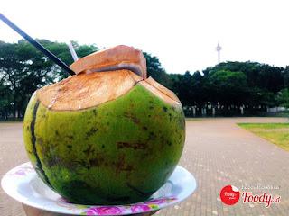 10  Hidangan Buka Puasa Yang Segar! No 3 Anti Mainstream-es kelapa