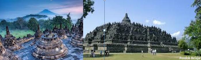 Visiting Borobudur Tempel