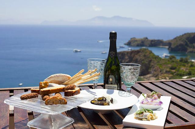Hycesia, Panarea - Aeolian Islands, Sicily