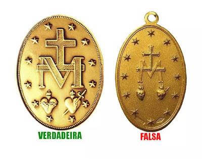 imagem da Medalha Milagrosa
