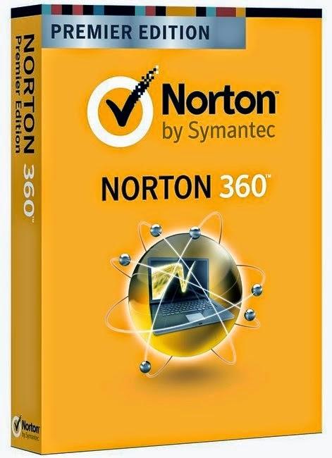 Download Norton 360 Premier Edition 2014 + Trial Reset