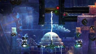 تجربة العبة Song of the Deep الرحلة تحت الماء و تحدي اللاعبين