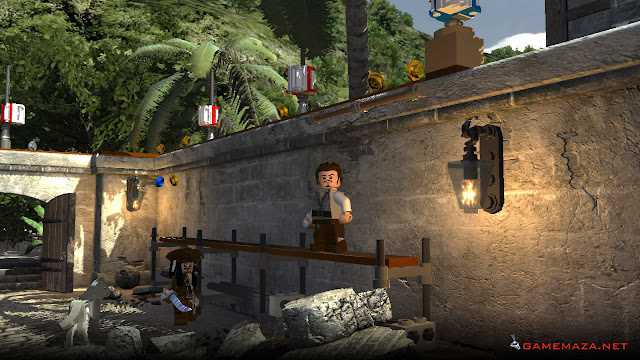Lego Pirates of the Caribbean Gameplay Screenshot 5