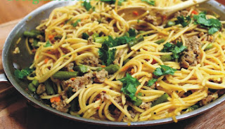 Ground Turkey Pasta Recipes for Thanksgiving