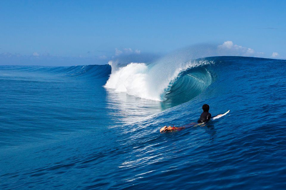 The CT is About to Get Critical Tahiti Pro Teahupo o pres by Hurley