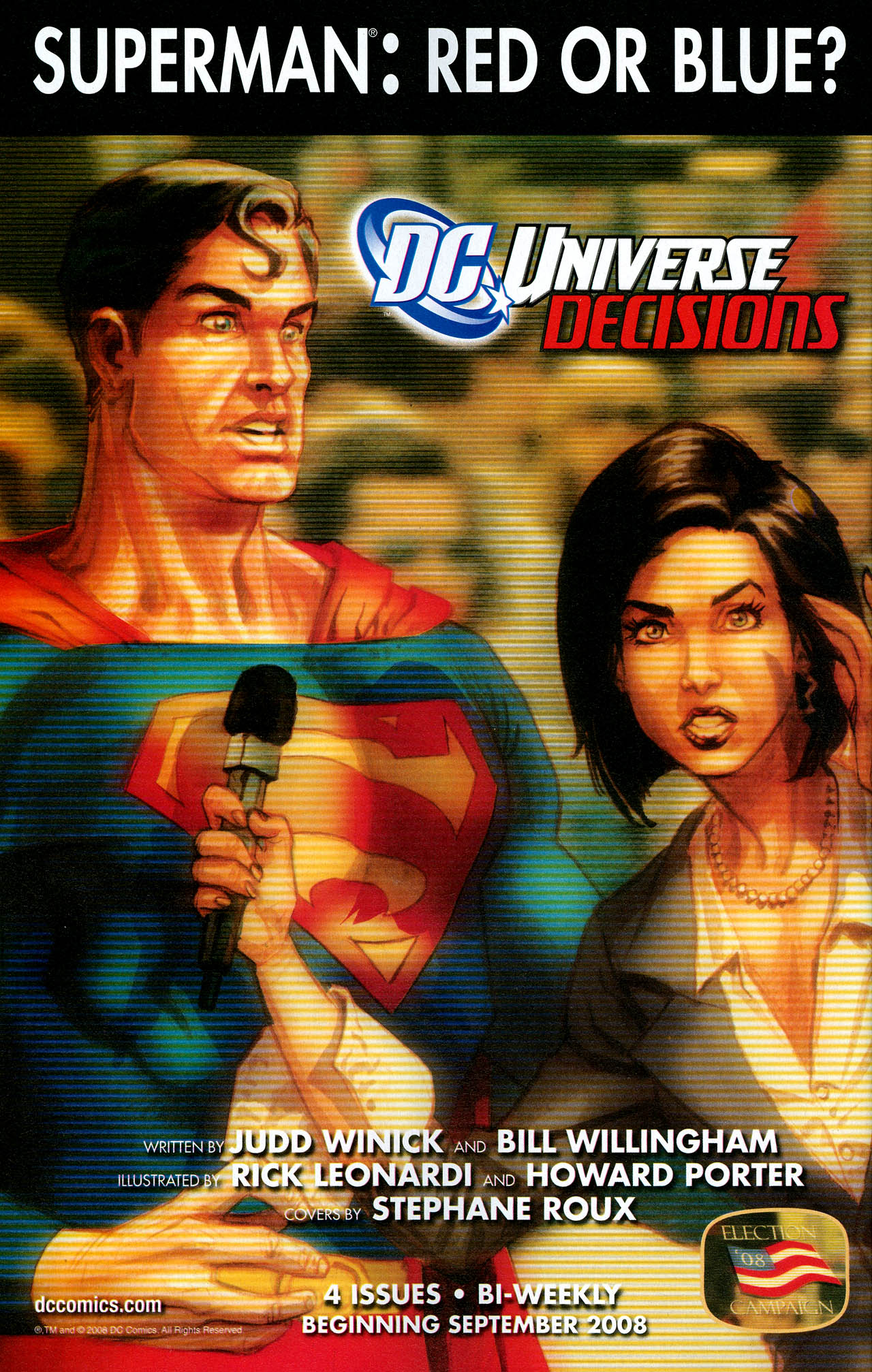 Read online Trinity (2008) comic -  Issue #14 - 28