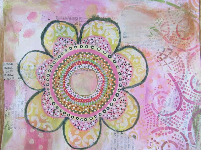 art journal,mixed media,hilla bushari,fimo,polymer clay